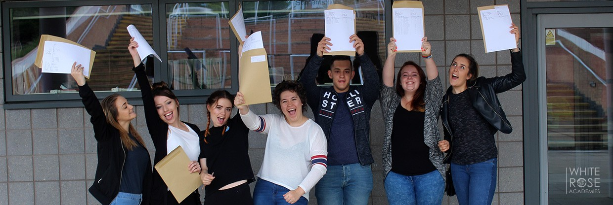 A-Level Results Day 2016